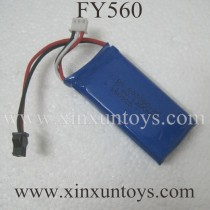 fayee fy560 fpv quadcopter battery