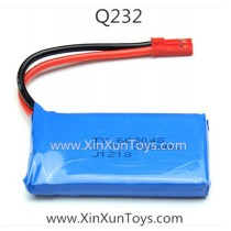 Wltoys Q232 Quadcopter battery