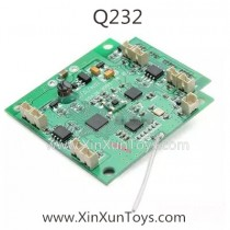 Wltoys Q232 receiver board