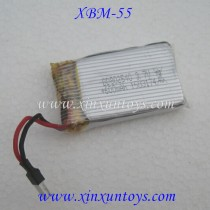 Xiao bai ma XBM-55 WIFI Drone Battery