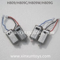 Helicute H809C Quadcopter motor kits