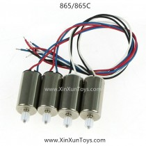 G-maxtec 865 Quadcopter motor kits