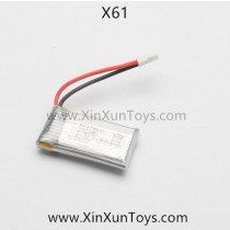 Xinxun X-61 Quadcopter battery