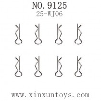 XINLEHONG TOYS 9125 Parts-Shell Pin 25-WJ06