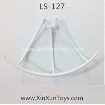 Lian sheng ls-127 quad-copter protect frame