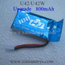 UDIRC U42 UDI U42W Drone upgrade battery