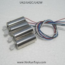 Udirc U42 Quadcopter motor kits