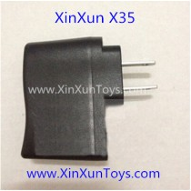 Xinxun toys x35 quad-copter charger